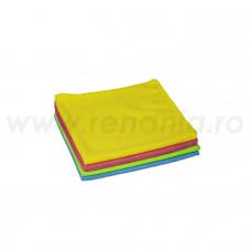Lavete microfibra 30/30 cm, set 10 buc, art.1F03