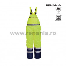 Pantalon cu pieptar de iarna Denmark, RENANIA, art.5B27 (9182)