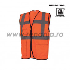 Vesta de inalta vizibilitate MANAGER, RENANIA, art.5B49 (91941)