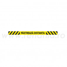 Banda de avertizare protectoare 70x5, art.8T49