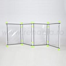 Panou modular plexiglass 72x120 cm, art.8T54