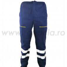 111755 Pantaloni Talie Tercot 195gr/mp, B Refl, Vipusca, art.B701