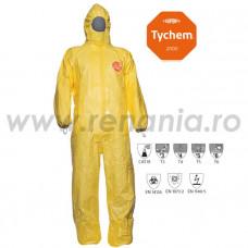 COMBINEZON DE PROTECTIE CHIMICA TYCHEM® C, art.B906 (4082TC)