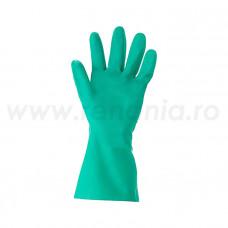 Manusi de protectie anti-chimic recomandata in medii de lucru umede sau uscate Sol-Vex art.C385 (37-676)