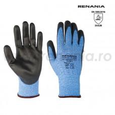 MANUSI DE PROTECTIE ANTI-TAIERE CAT.II, BLUE LITE 3, RENANIA, ART.C973