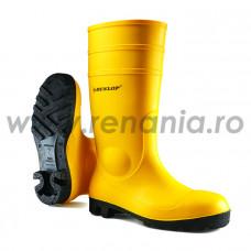 Cizme Dunlop Protomastor Yellow S5 SRA, art.4A40