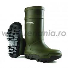 Cizme Dunlop Purofort Termo Green S5 CI SRC, art.4A47