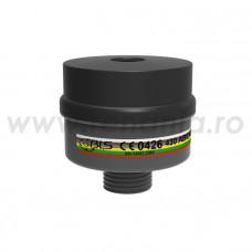 Filtru A2B2E2K2HGP3 cu carcasa plastic, art.D442 (BLS) (430ABEKHgP)
