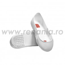 Galosi antialunecare tip over shoe Easy Grip alb, art.A710