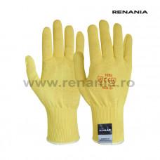 Manusi de protectie antitermica tricot fin Kevlar, RENANIA, art.C031 (1050)