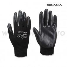 Manusi de protectie mecanica cat. II, 1C95 TOUCH BLACK, RENANIA, art.1C95