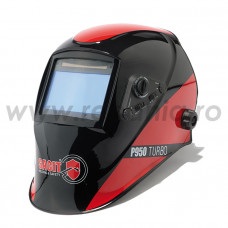 Masca Sudura P950 Turbo Cu Filtru Optoelectronic 6007N, art.D653 (BANDA-R/A)