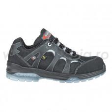 Pantof de protectie cu bombeu compozit si lamela, art.A747 (FRANKLIN-BLACK)