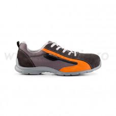 Pantof de protectie cu bombeu de compozit si lamela Eagle, art.A064 S1P (2115)