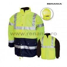 Scurta impermeabila de iarna Sweden, RENANIA, art.5B62 (9199)
