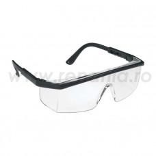 Ochelari de protectie cu lentila fixa New Line Eco, art.D972 (8151C)