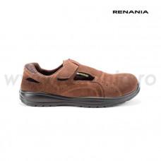 Sandale de protectie cu bombeu din compozit si lamela antiperforatie non-metalica  NEW CAIRO S1P SRC, art.A027 (2013N)