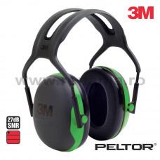 Antifoane externe cu banda ptr. fixarea pe cap Peltor X1, art.D188 (3M Peltor) (2655)