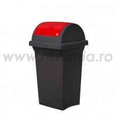 38704 Coș colectare selectivă 50 l oscilobatant, art.F118 (38704)