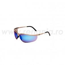 METALIKS-SPORT Ochelari protectie - lentile albastru oglinda, art.3D81