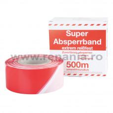 Banda pentru delimitare si semnalizare Super Tape, art.T244 (4094-500)