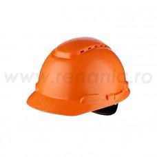 H-700N Casca de protectie, cu sistem de prindere cu rotita, art.7D38