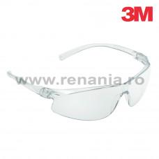 Ochelari de protectie Tora cu lentila incolora, art.D908 (3M) (8023)