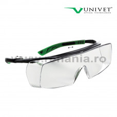 Ochelari de protectie 5x7 cu lentile incolore, art.D934 (8051)