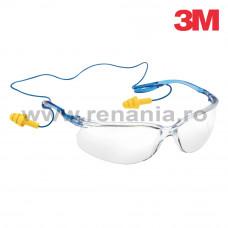 Ochelari de protectie Tora CCS lentila incolora, art.D951 (3M) (8067)