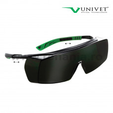 Ochelari de protectie lentila policarbonat verde 5x7, art.D964 (8105)