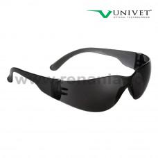 Ochelari de protectie FERRO cu lentila fumurie, art.D987 (8160F)