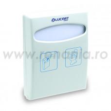 892030 Dispenser profesional pentru protecții igienice de toaletă, art.F330 (892030)