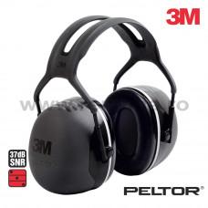 Antifoane externe cu banda ptr. fixarea pe cap Peltor X5, art.D192 (3M Peltor) (2659)