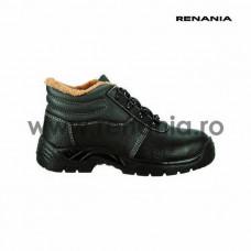 Bocanc de protectie cu bombeu metalic Parma S1 WINTER, art.A083 (2141W)