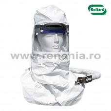 Costum pentru vopsitori cu aductiune de aer, art.2D49 (CC20)