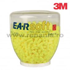 Container cu antifoane (500 perechi 2630 SO), art.D154 (2634C)