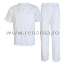 Costum alb industria alimentara Tina, art.3B99 (90832)