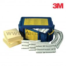 Kit de interventie ptr. substante periculoase varsate, art.HSRK 75 (HSRK75)