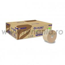 Hartie igienica JUMBO ECOLABEL, din fibre de celuloza, ECONATURAL 900 ID, art.F242 (812179)