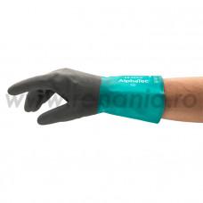 Mănuși de protecție chimică cat. III, 58-530W ALPHATEC (58-530W)