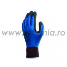 Manusi din nailon/poliester impregante total cu latex DUAL-LATEX, art.C347 (306)