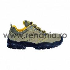 Pantof de protectie cu bombeu metalic si lamela antiperforatie NEW-NILO S1P , art.1A82 (NEW-NILO-S1P)