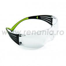 Ochelari de protectie 3M SECURE FIT cu lentile incolore, art.13D6 (SF401)