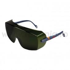 Ochelari de protectie 3M cu lentila grad intunecare 5, art.D306 (2805)