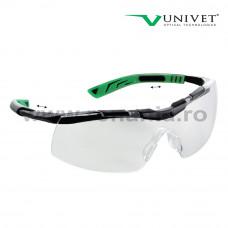 Ochelari de protectie 5x6 cu lentile incolore, art.D930 (8050)