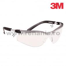 Ochelari de protectie Bx cu lentila incolora, 3M, art.D905 (8021)