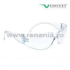 Ochelari de protectie FERRO cu lentila incolora, art.D986 (8160)