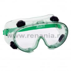 Ochelari de protectie tip goggle cu aerisire indirecta, art.D196 (2661E)
