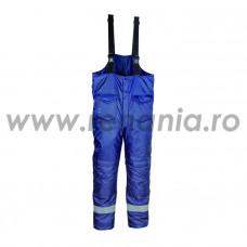 Pantalon cu pieptar pentru depozite frigorifice GRADO, art.53B8 (V167)