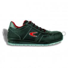 Pantof de protectie cu bombeu aluminiu si lamela antiperforatie non-metalica ZATOPEK S3 SRC, art.19A7 (ZATOPEK)